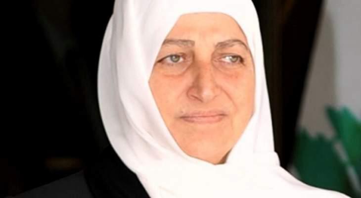 بهية الحريري: التعليم قضية كل لبنان ولوضع معايير الكشف المبكر عن الطاقات والمهارات لدى الأجيال الصاعدة