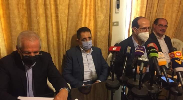 الموسوي: لاقرار العفو قبل حصول الكارثة في السجون من جراء انتشار كورونا