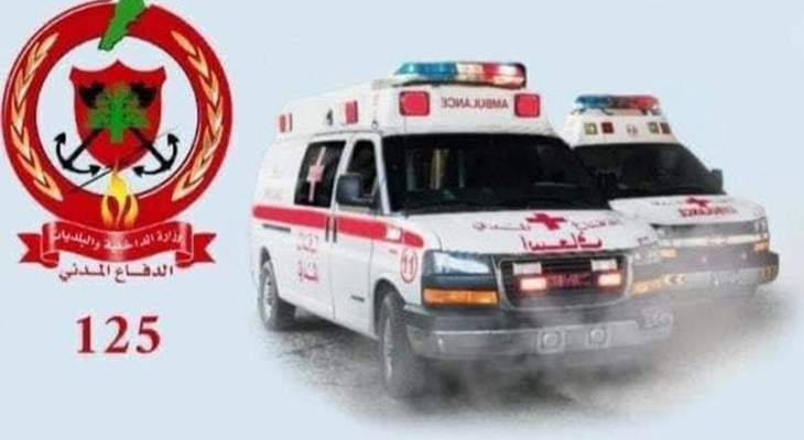 قتيل جراء حادث صدم بمحاذاة الاوتوستراد في جونية