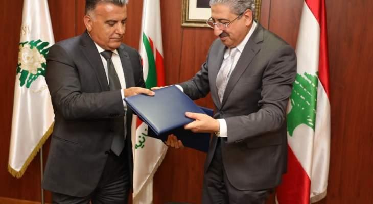 ابراهيم خلال توقيع اتفاقية تعاون بين الأمن العام والجامعة اللبنانية: خطوة نوعية لتطوير أداء المديرية