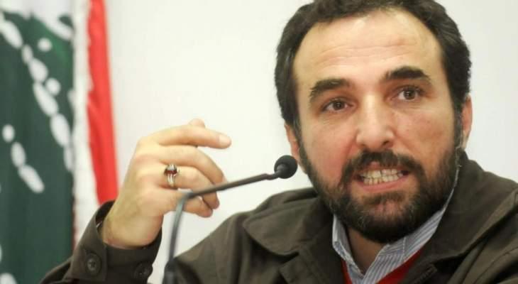 المستقبل: 40 شابا من حزب الله اعتدوا على المرشح علي الأمين