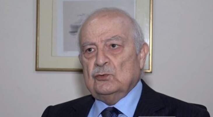 منصور: التأليف قبل التكليف فضيحة دستورية والحديث عن حكومة اختصاصيين بدعة