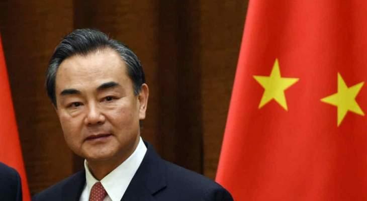 وزير الخارجية الصيني: جهودنا لاحتواء فيروس كورونا ناجحة