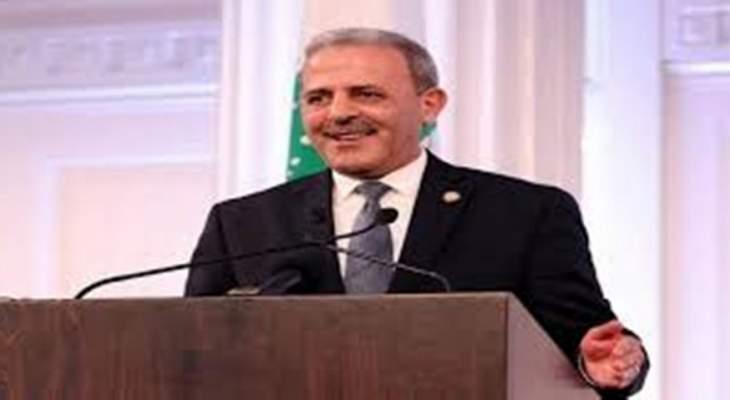 سفير لبنان في واشنطن أقام عشاء تكريميا على شرف باسيل والوفد المرافق