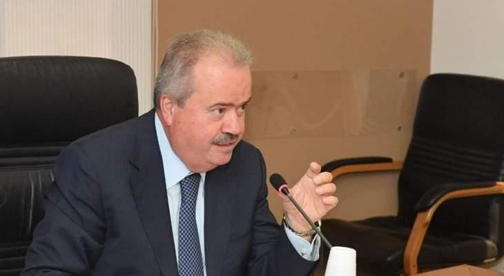 اللجنة الفرعية المكلفة درس قانون الشراء العام اجتمعت برئاسة ياسين جابر