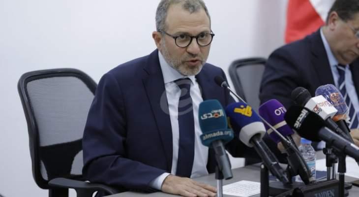 مصادر للجمهورية: إحتكام باسيل لنصرالله ليس عاملاً مسهّلاً لتشكيل الحكومة