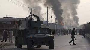 """سبوتنيك: مقتل مدنيان وإصابة أحد عناصر """"طالبان"""" بتفجير في مدينة جلال أباد شرقي أفغانستان"""