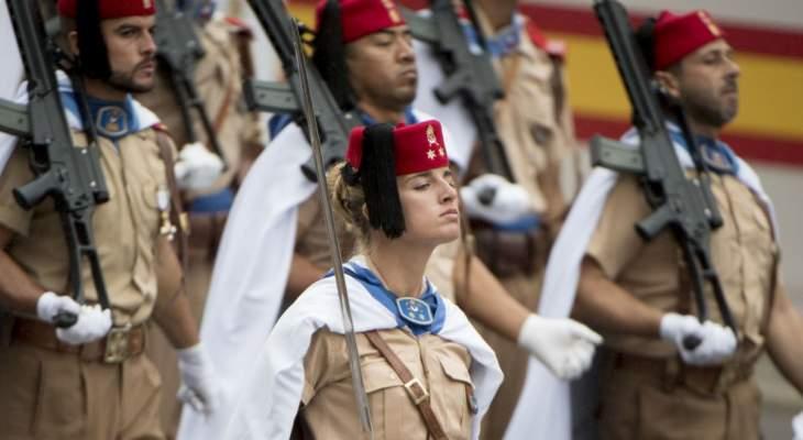 الجيش الإسباني يبحث عن نساء ناطقات باللغة العربية للإنضمام للقوات الخاصة