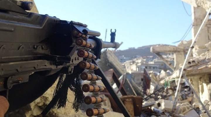 """المرصد السوري: تجدد الاشتباكات بين """"قسد"""" وقوات النظام السوري على ضفتي الفرات"""