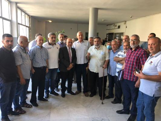 رئيس رابطة مخاتير طرابلس تضامنًا مع حسام البدوي: توقيف المختار كان تعسفيا وغير قانوني