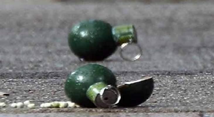 النشرة: مجهول أقدم على رمي قنبلة صوتية هزتالمخيم الفوقانيفي الرشيدية