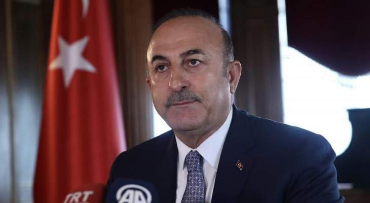 جاويش أوغلو أكد ضرورة وقف انتهاكات حفتر: الحل السياسي هو السبيل لإنهاء أزمة ليبيا