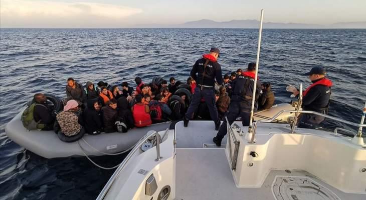 الداخلية التركية: ضبط 1.2 مليون مهاجر غير شرعي خلال 5 أعوام