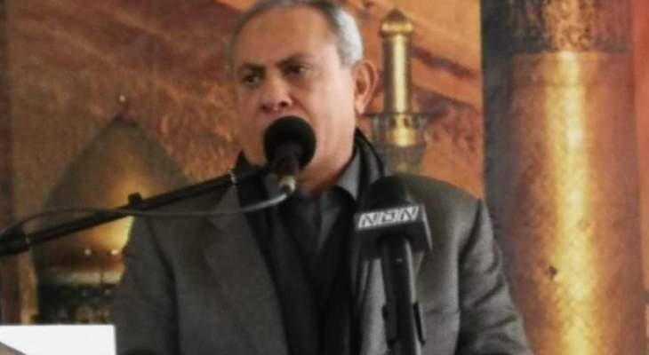 حميد: المؤسسة الوحيدة القادرة على تلبية مطالب الناس هي المجلس النيابي