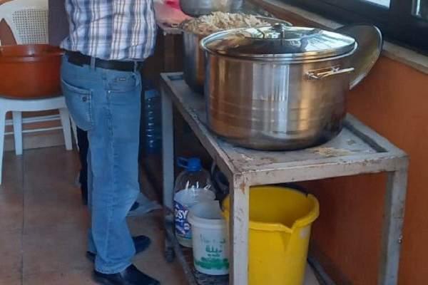 مؤسسة المجبر الاجتماعية قدّمت إفطار صائم لـ150 شخصا في جبيل