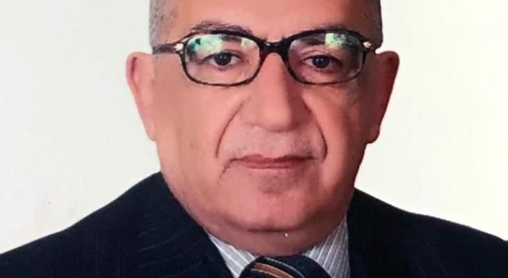 نقابة محرري الصحافة نعت حكمت كرم: يغيب في الزمن الصعب حيث أحزان لبنان لا تنتهي