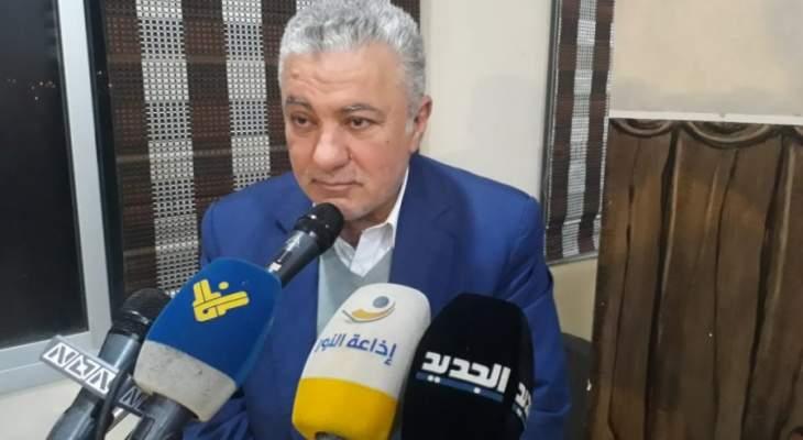 محمد نصرالله: المدخل للحل هو المسارعة بإعادة الحياة السياسية الى طبيعتها من خلال تشكيل الحكومة