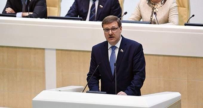 كوساتشيوف: التصرفات الأميركية في سوريا قد تؤدي إلى انهيار الاتفاق النووي مع إيران