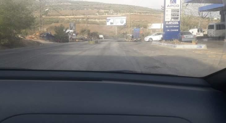 النشرة: منطقة حاصبيا تشهد لليوم الثالث أزمة محروقات وحركة طبيعية بالطرقات والمدراس