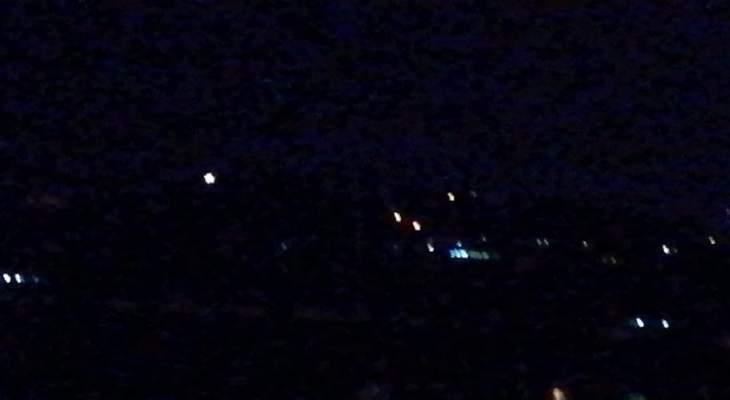 النشرة: طائرة استطلاع إسرائيلية تحلق فوق مستعمرة المطلة واستنفار للجيش الإسرائيلي