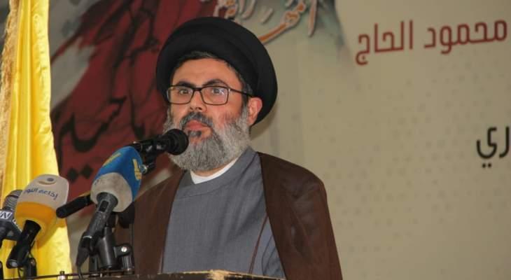 صفي الدين: المقاومة من أعظم النعم للبنان الذي لا يمكن أن تسوقه أميركا إلى سياساتها