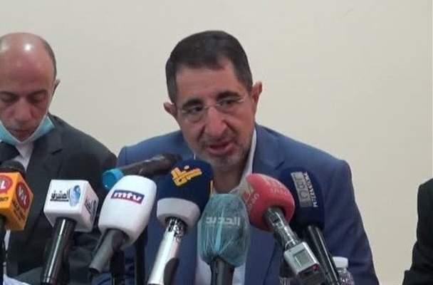 الحاج حسن: الوضع الأمني ببعلبك الهرمل سيتفاقم إذا لم يعالج وعلى القوى الأمنية تفعيل دورها