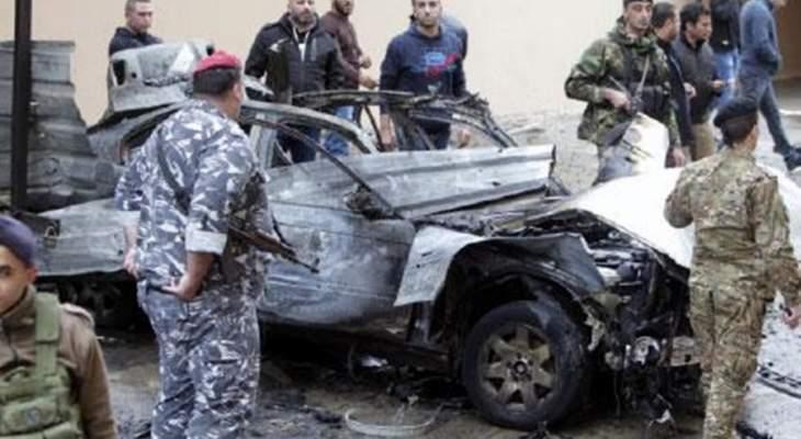 إخفاق الموساد وإنجاز فرع المعلومات: الهويات الكاملة لمنفّذي تفجير صيدا من لبنانيين وإسرائيليين