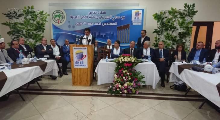 الحاج حسن: نتطلع إلى تعاون أكبر لندخل الحداثة إلى بعلبك