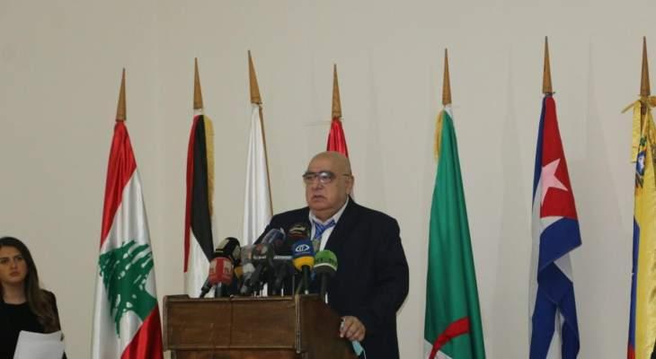 مصطفى حمدان: فلسطين بالنسبة إلينا نحن المرابطون كل لا يتجزأ