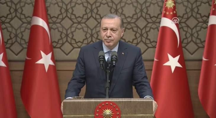 أردوغان: الدفعة الثانية من لقاح كورونا تصل من الصين نهاية الأسبوع على الأرجح