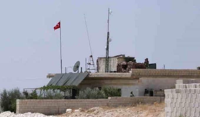 مقتل جندي تركي في قصف للجيش السوري في إدلب