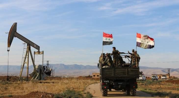 الجيش السوري يواصل الانتشار في شرق القامشلي لاول مرة منذ 7 سنوات