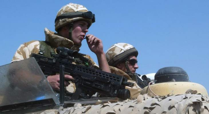 الدفاع البريطانية: نفذنا عدة ضربات جوية استهدفت تنظيم داعش في العراق