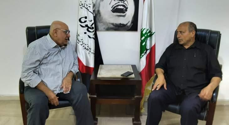 حمدان: المعركة ليست بالسلاح فقط بل تجويع أمتنا العربية من خلال الاقتصاد