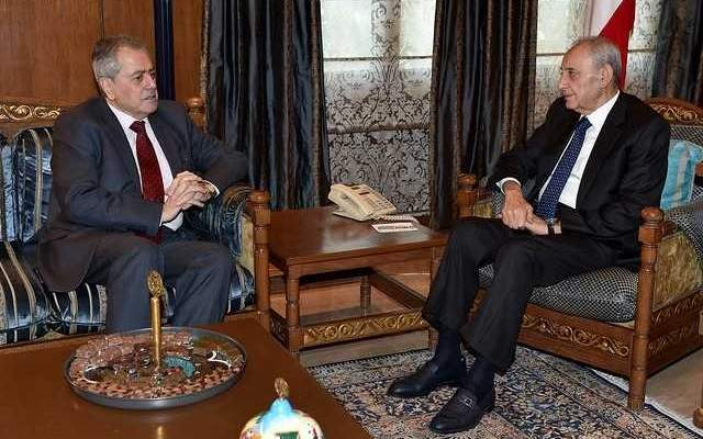 السفير السوري بعد لقاء بري: المنتصر في سوريا يواجه فصول الحرب بكل أدواتها