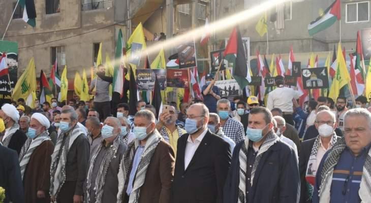 فياض: مشروع المقاومة بفلسطين سينتصر لأنه يرتكز على أسس واضحة وقوية