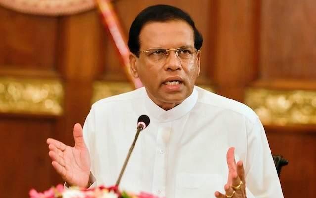 رئيس سريلانكا يعارض اتفاقية عسكرية تسمح للقوات الأميركية باستخدام مرافئ بلاده
