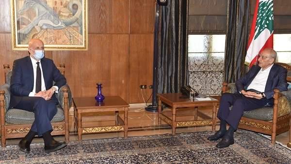 بري عرض الاوضاع مع وزير الداخلية وأبرق معزياً الى السيسي برحيل المشير طنطاوي