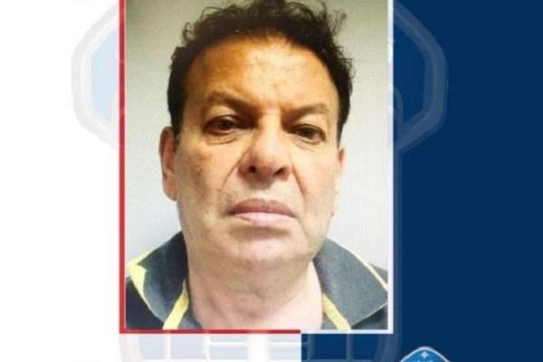 قوى الأمن عممت صورة شخص من أصحاب السوابق بجرم السرقة