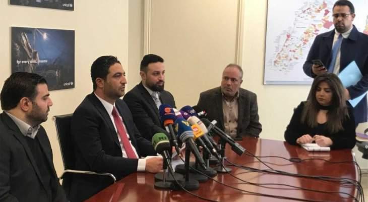 الغريب: لا يمكن حل ملف النزوح إلا عبر التواصل بين الدولتين اللبنانية والسورية