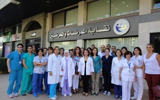 نقيبة الممرضات والممرضين: عدد الإصابات بالطاقم كبير وهذا أمر مخيف