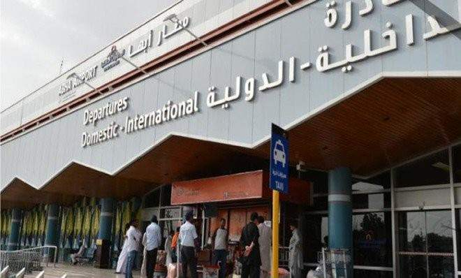 قوات التحالف: اصابة 26 مسافرا بإستهداف الحوثيين لمطار أبها الدولي