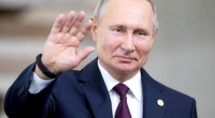 وصول بوتين إلى باريس للمشاركة بقمة رباعية نورماندي لبحث الأزمة بجنوب شرق أوكرانيا