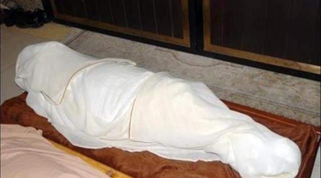 النشرة: العثور على جثة عامل مصري في احد بساتين الصرفند