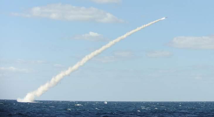 سلطات كوريا الجنوبية تنجح في إختبار إطلاق صاروخ باليستي من غواصة