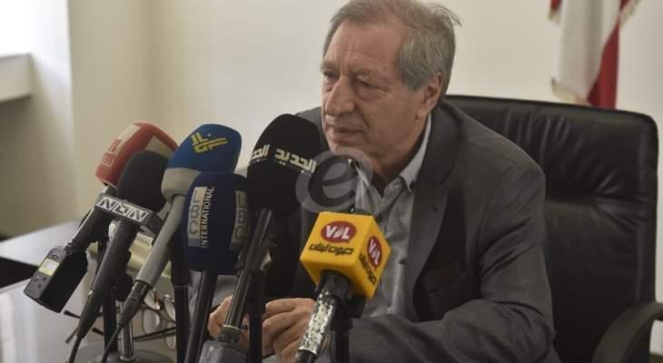 محفوظ: دور الإعلام هو في تصويب الأداء لا أن يتحول إلى متاريس