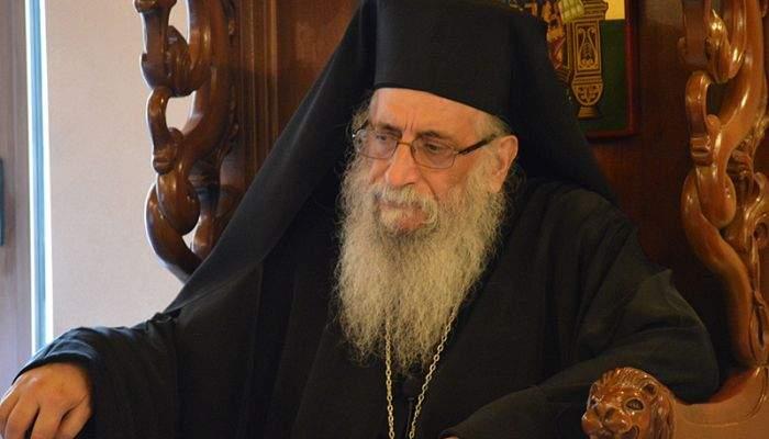 كرياكوس ترأس قداس سيامة شماسين اثنين في السامرية