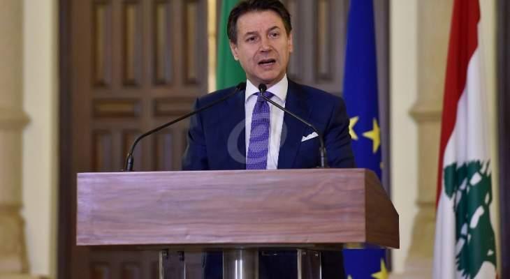 رئيس وزراء إيطاليا: الاتفاق الموقع بين أردوغان والسراج ليس له تأثير ملموس