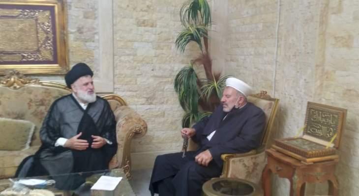 علي عبد اللطيف فضل الله: لوقفة جامعة في وجه العدوان الصهيوني على القدس