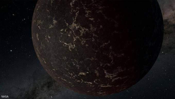 """""""ناسا"""" تكتشف كوكبا عملاقا خارج مجموعتنا الشمسية"""